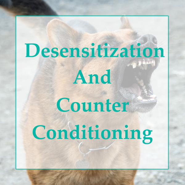 Desensitization and counter conditioning